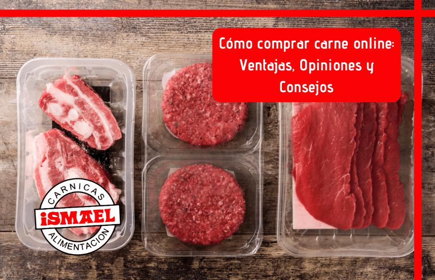 Comprar carne online Ventajas Opiniones Consejos