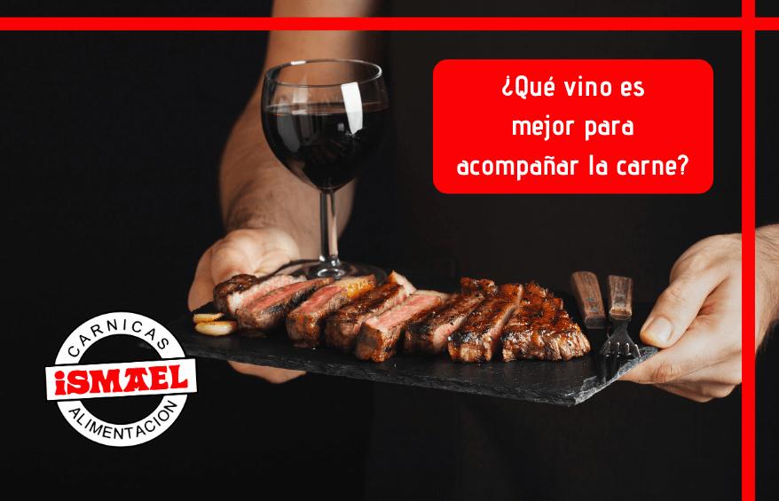 que vino es mejor para acompañar carnes