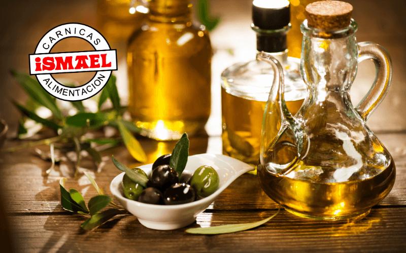 tipos de aceite de oliva comestible