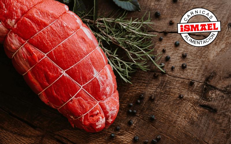 cortes de carne babilla