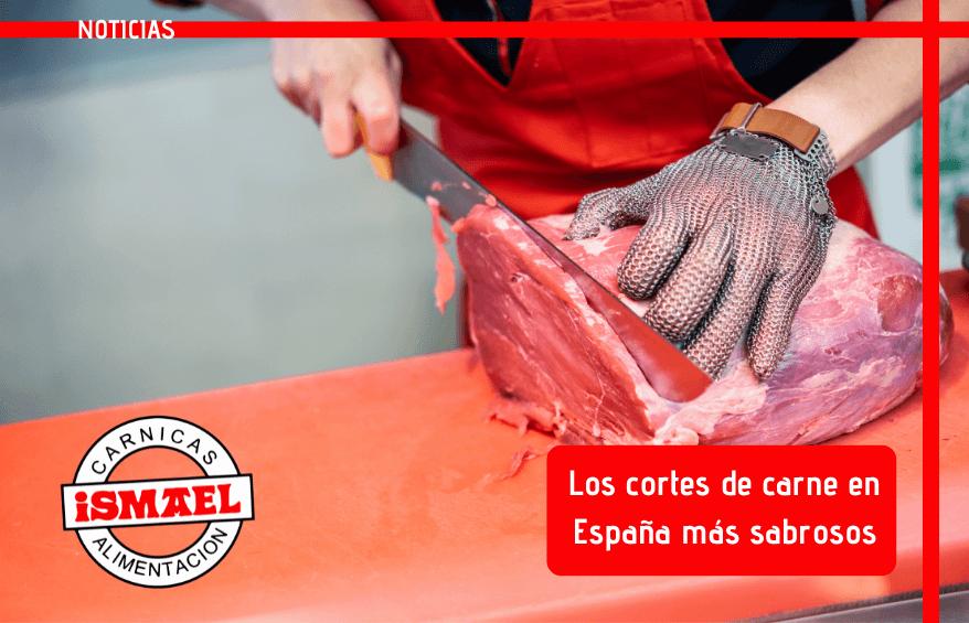 cortes de carne en Espana mas sabrosos