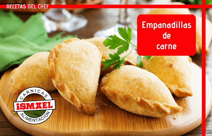 receta Empanadillas de carne