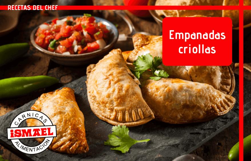 receta Empanadas criollas o argentinas