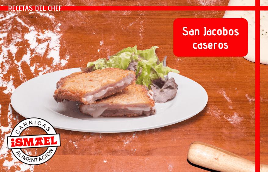 receta San Jacobos caseros